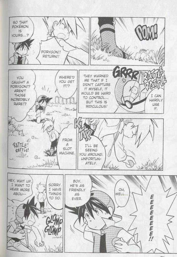 Pokemon Adventures 18 Page 3