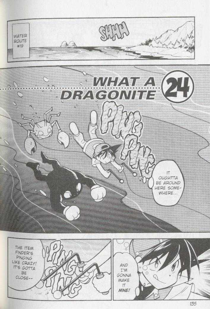 Pokemon Adventures 24 Page 1