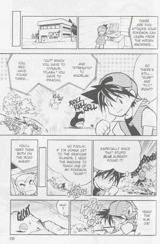 Pokemon Adventures 24 Page 2