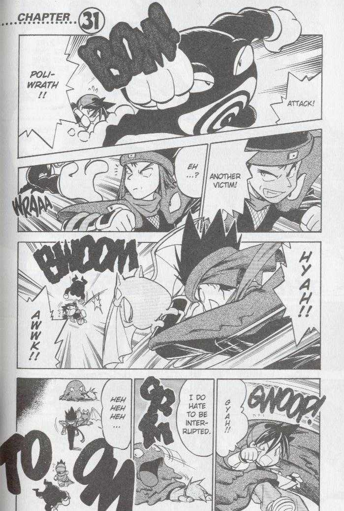 Pokemon Adventures 31 Page 1