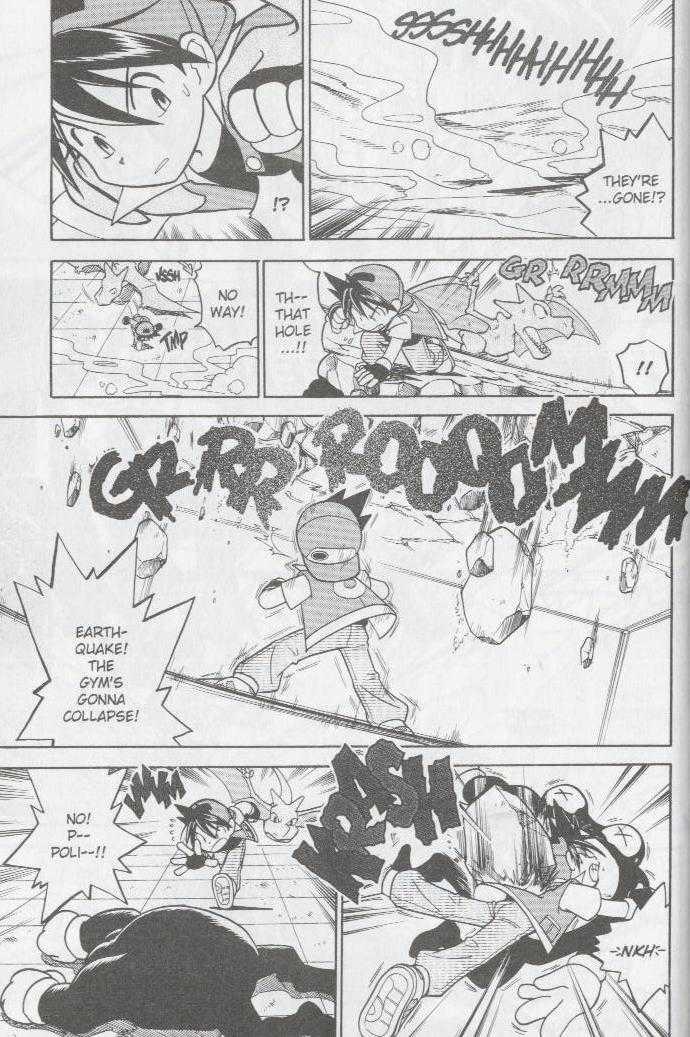 Pokemon Adventures 38 Page 2