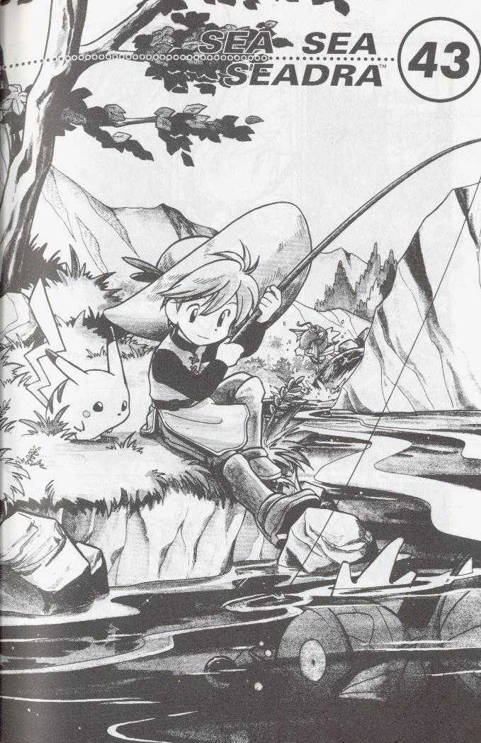 Pokemon Adventures 43 Page 1
