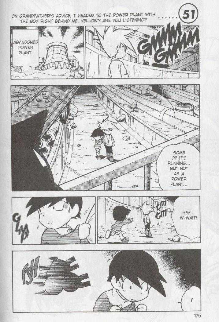 Pokemon Adventures 51 Page 1