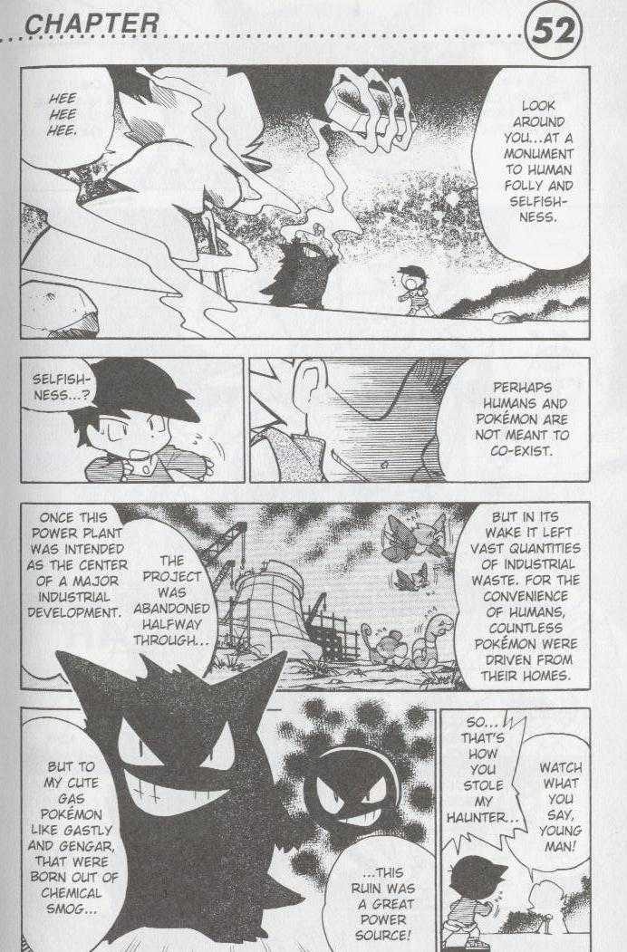 Pokemon Adventures 52 Page 1