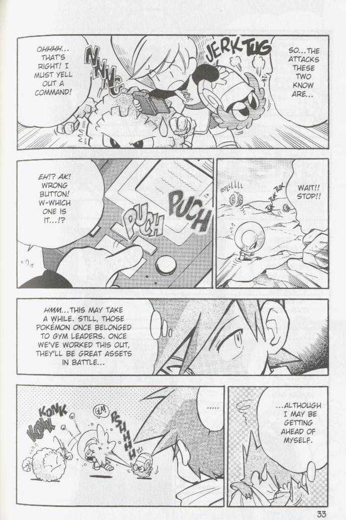 Pokemon Adventures 55 Page 3