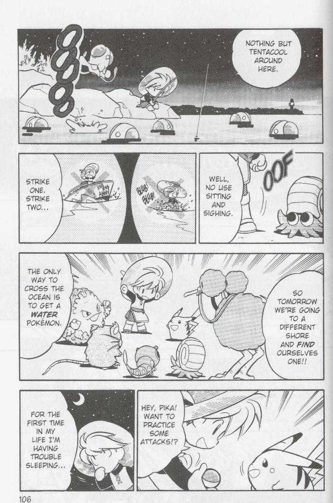 Pokemon Adventures 60 Page 2