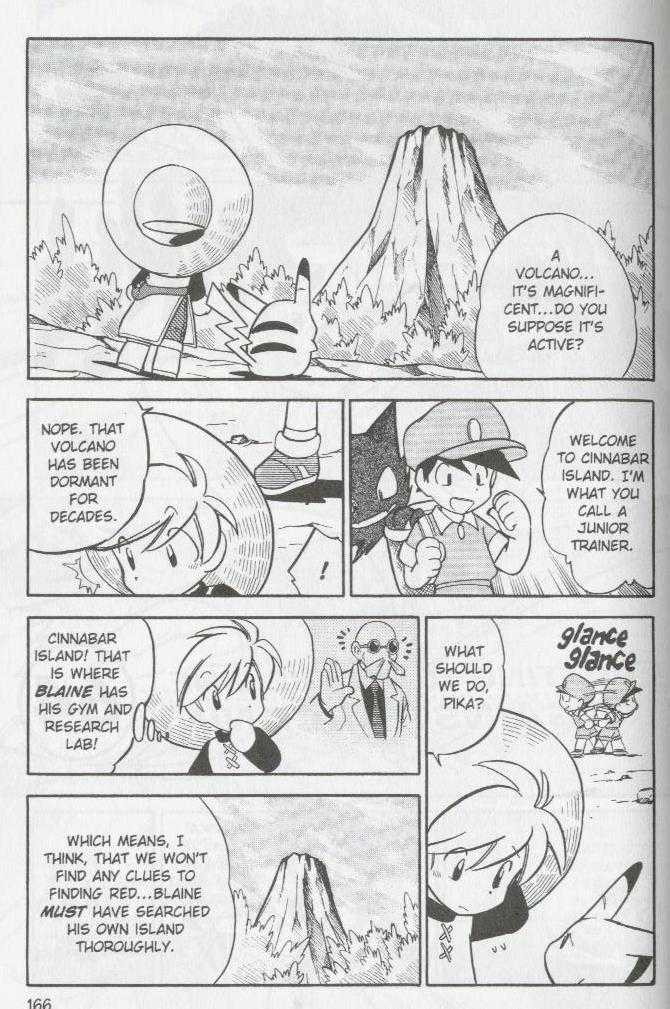 Pokemon Adventures 64 Page 2