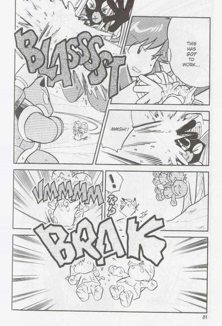 Pokemon Adventures 84 Page 3