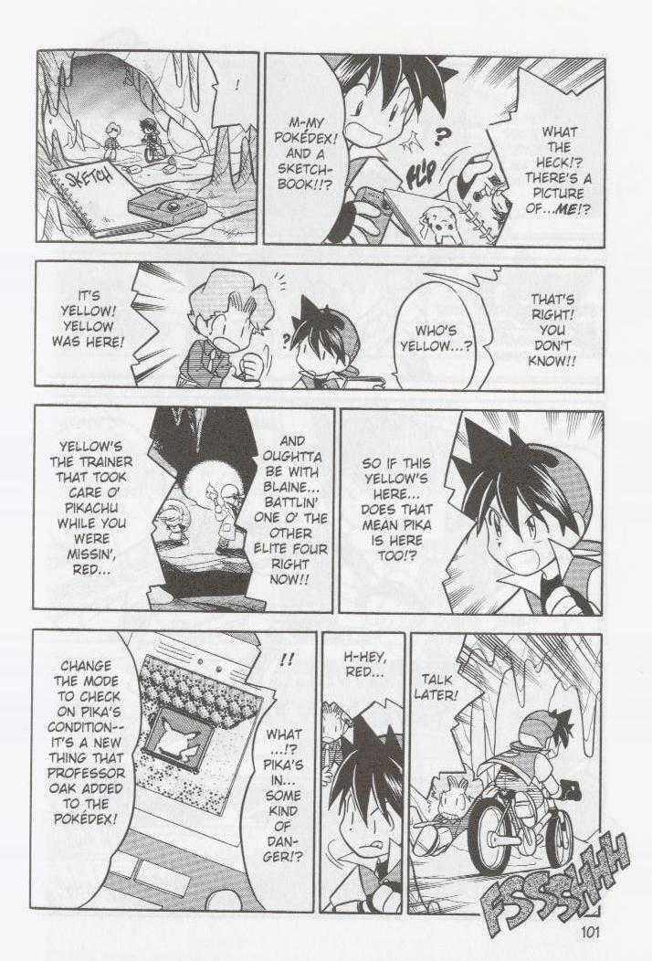 Pokemon Adventures 85 Page 2