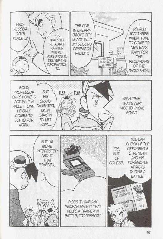 Pokemon Adventures 95 Page 3