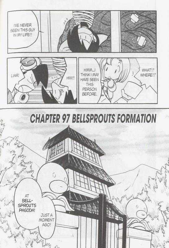 Pokemon Adventures 96 Page 1