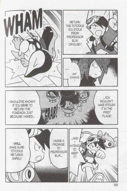 Pokemon Adventures 97 Page 1