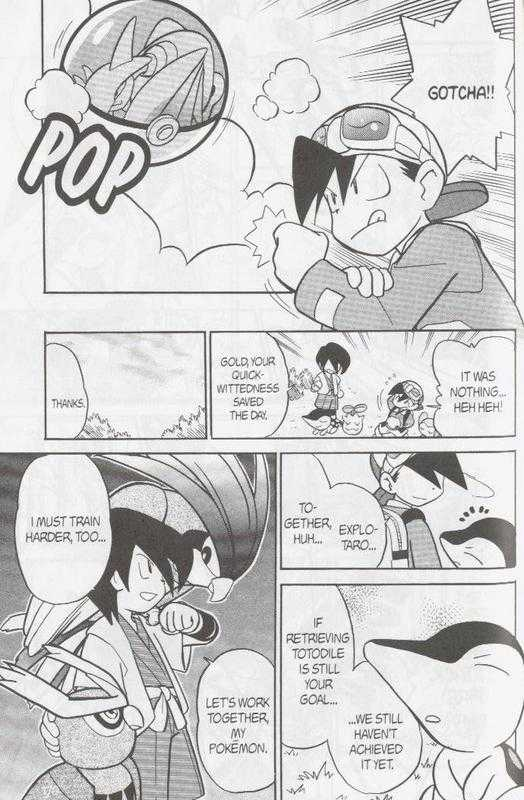 Pokemon Adventures 99 Page 2