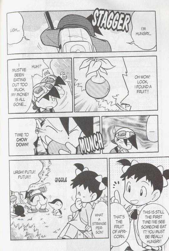 Pokemon Adventures 101 Page 1