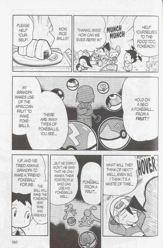 Pokemon Adventures 101 Page 2