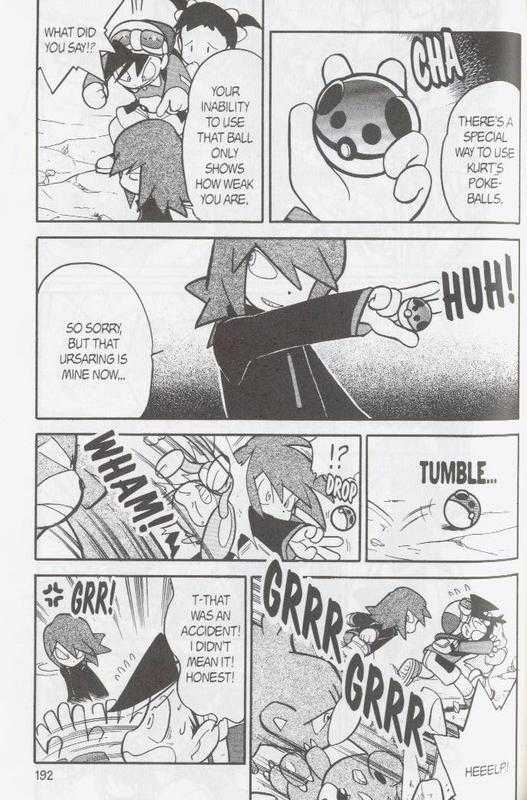 Pokemon Adventures 102 Page 2