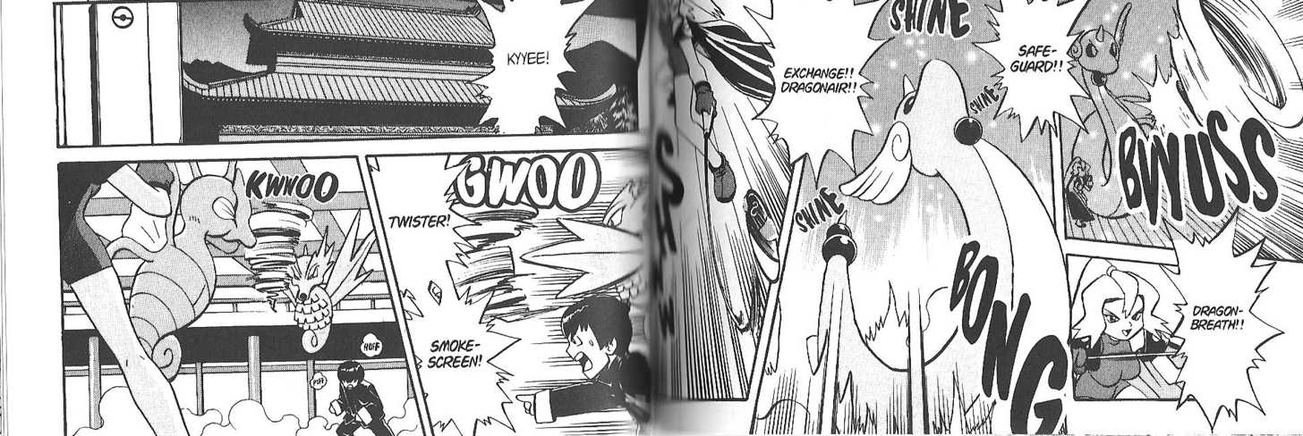 Pokemon Adventures 123 Page 1