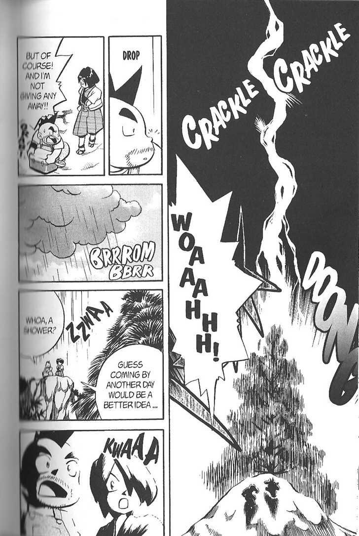 Pokemon Adventures 137 Page 2