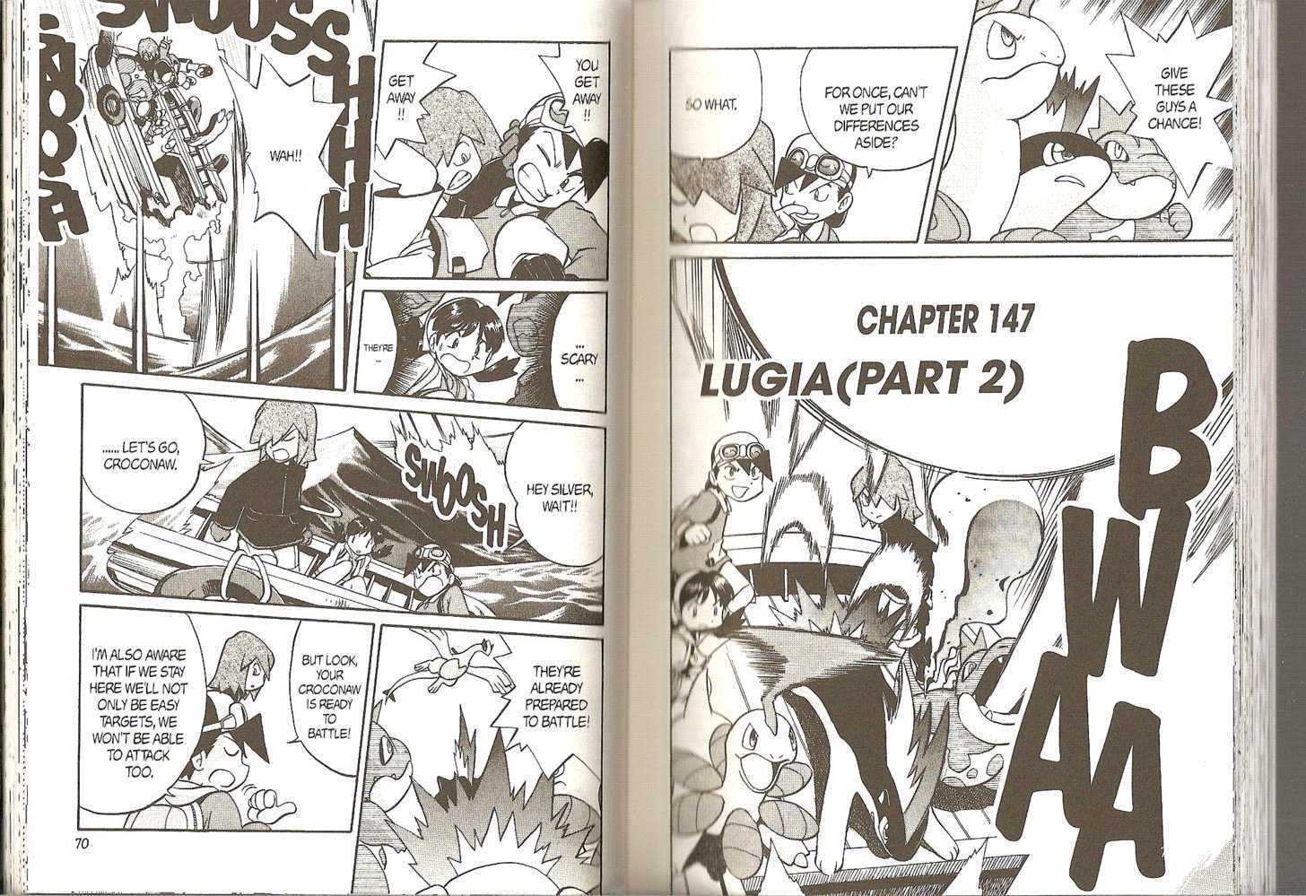 Pokemon Adventures 147 Page 2