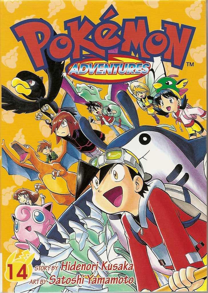 Pokemon Adventures 167 Page 1