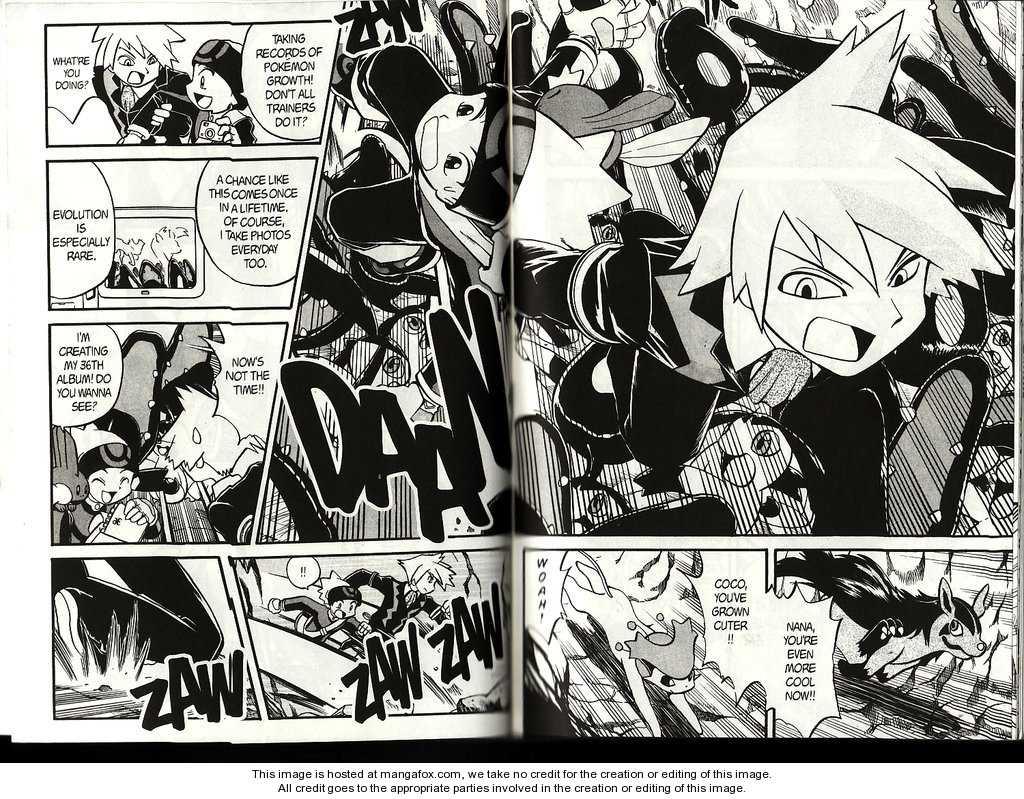 Pokemon Adventures 196 Page 2