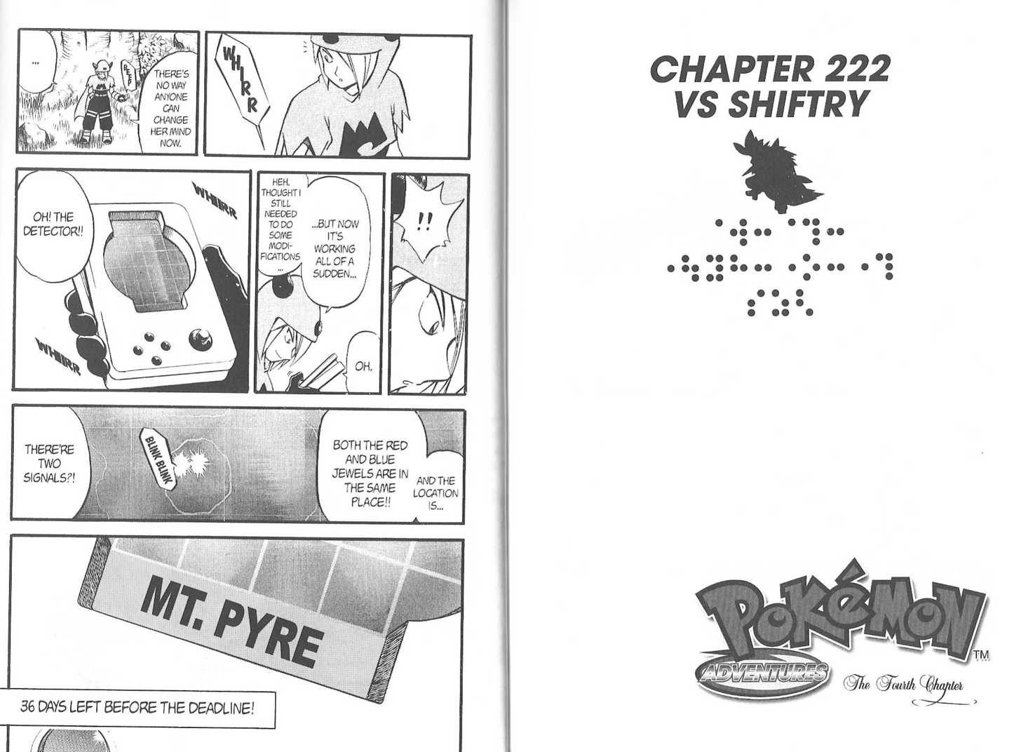 Pokemon Adventures 221.9 Page 2