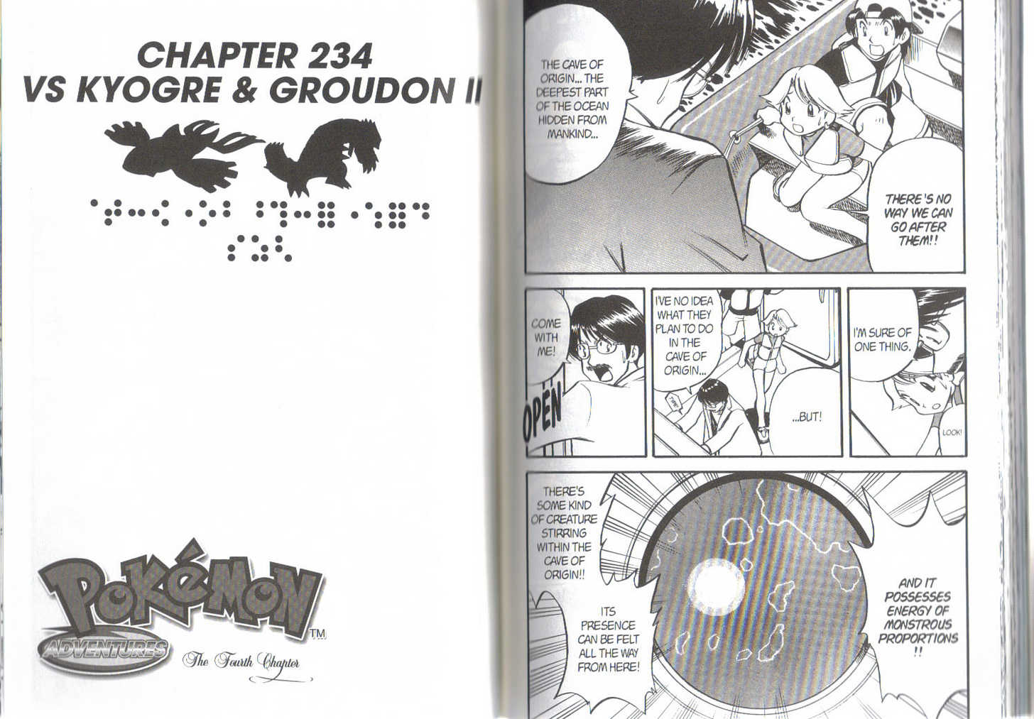 Pokemon Adventures 233.8 Page 4