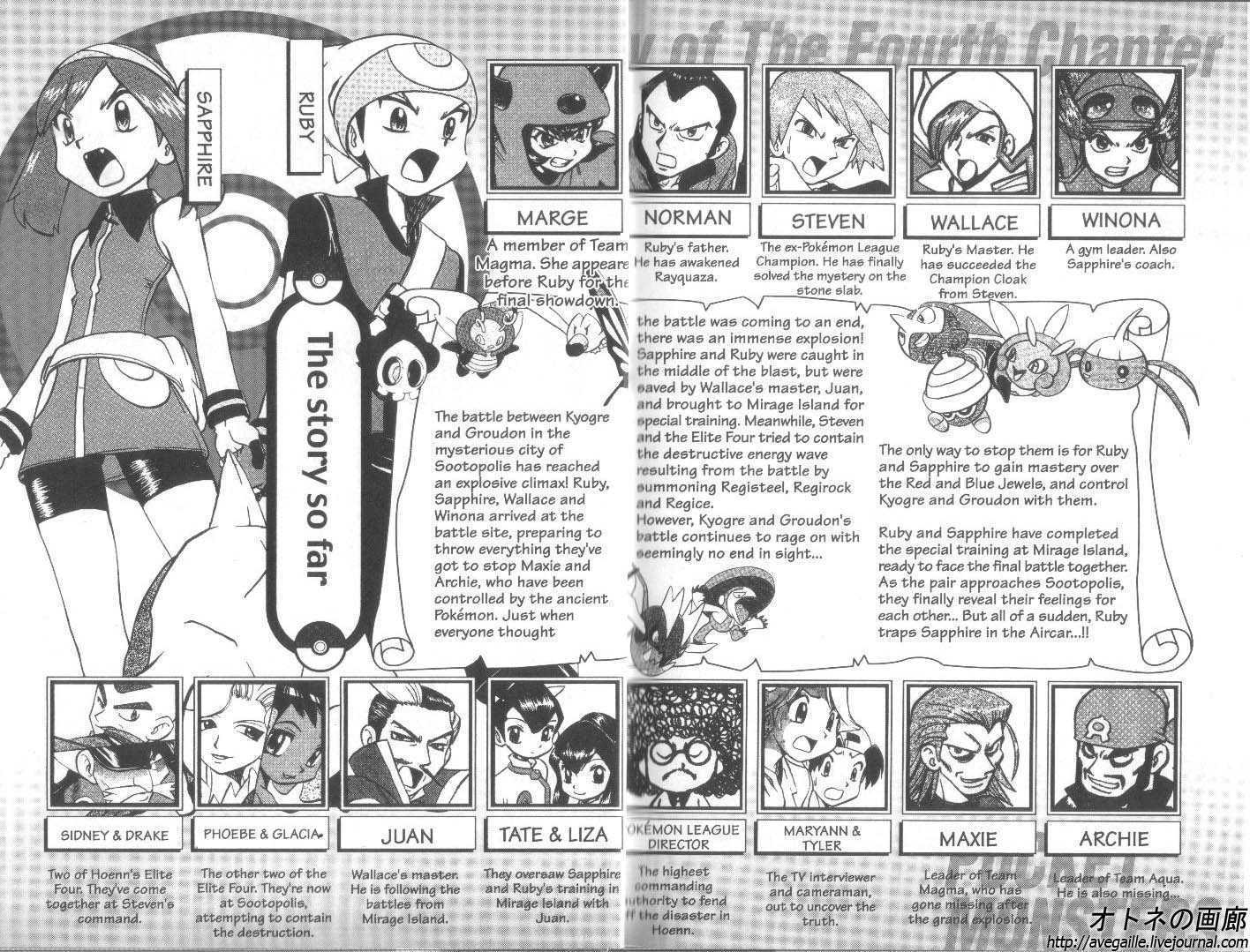 Pokemon Adventures 260 Page 1