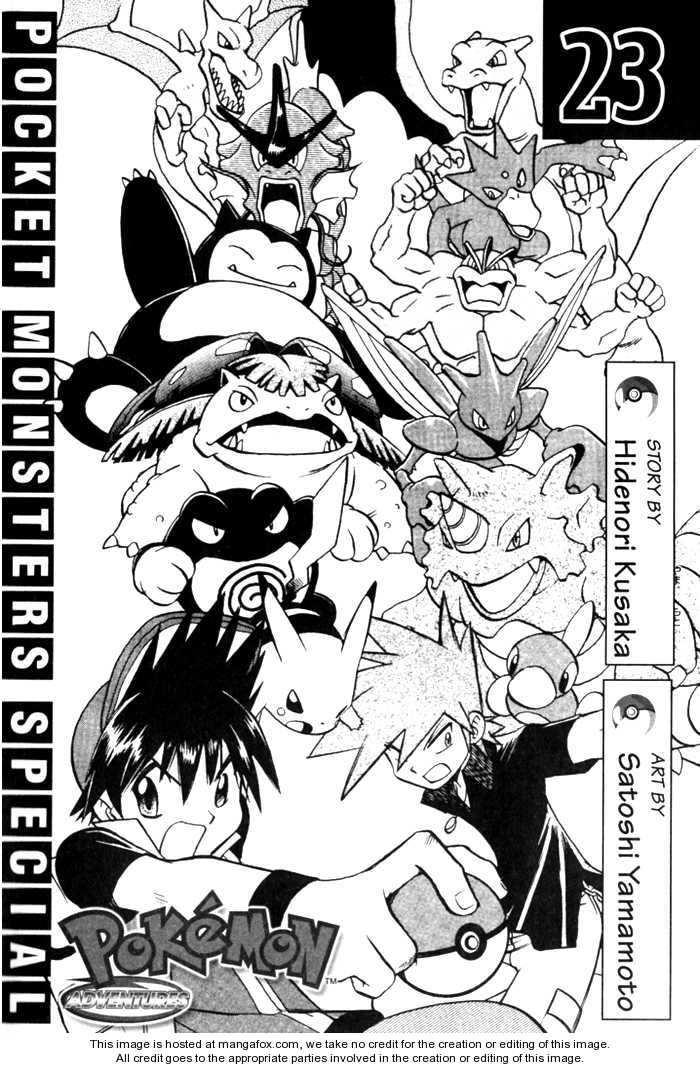 Pokemon Adventures 270 Page 2