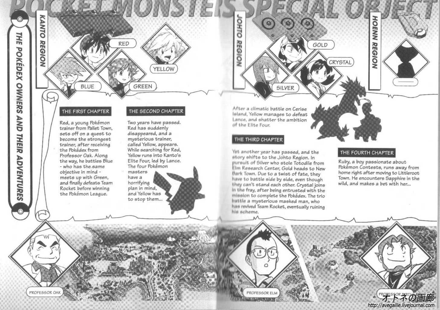 Pokemon Adventures 299 Page 3