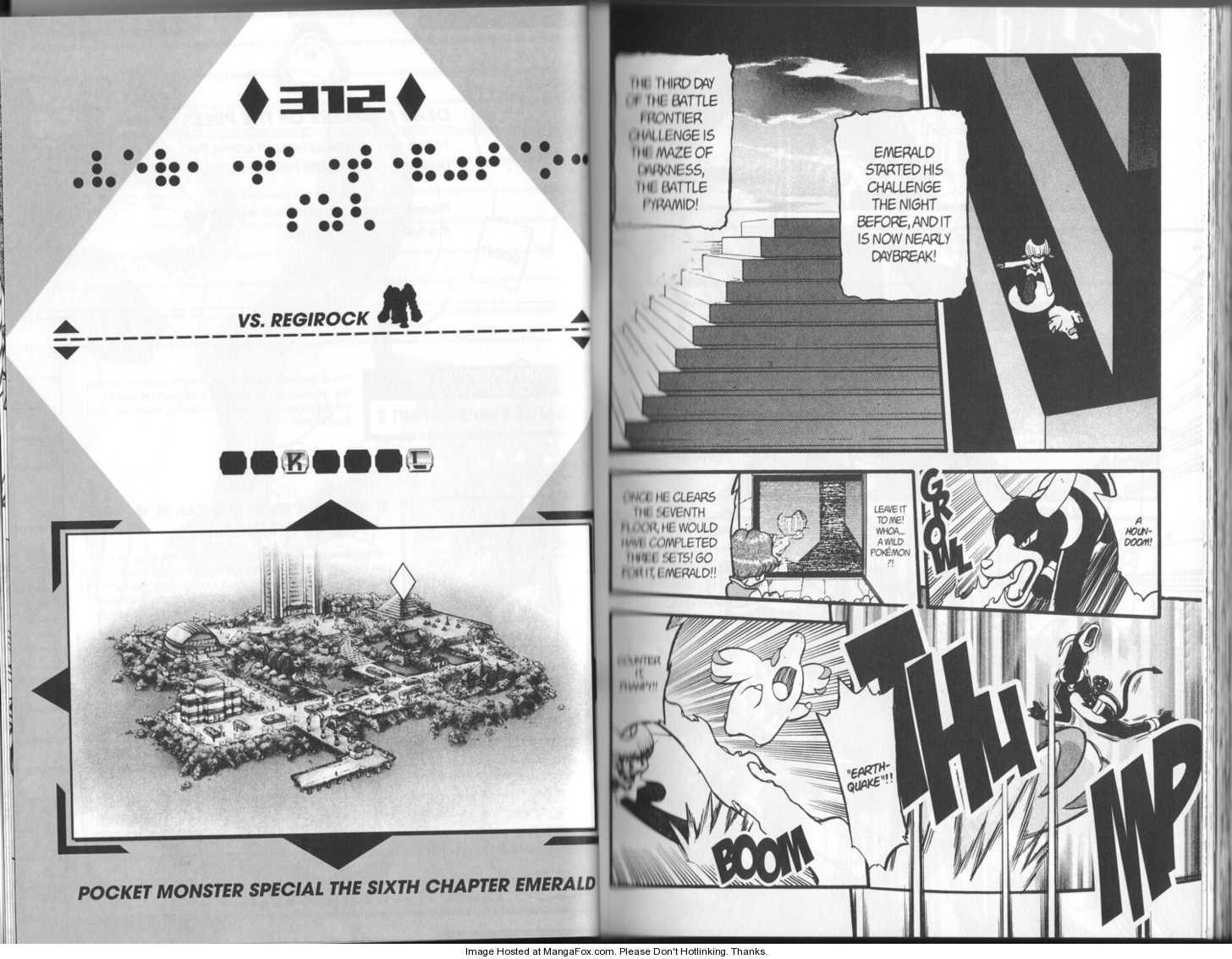 Pokemon Adventures 312 Page 1