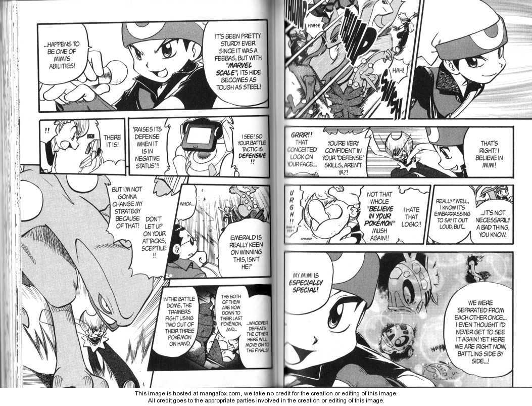 Pokemon Adventures 322 Page 2