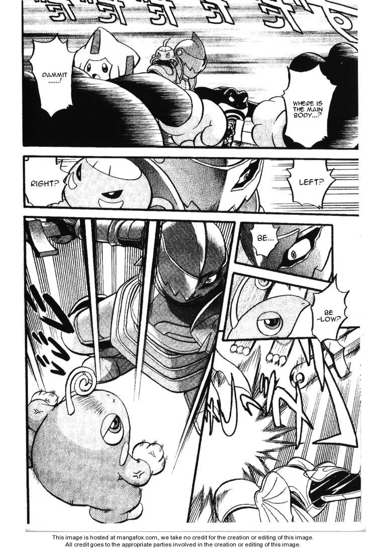 Pokemon Adventures 335 Page 3