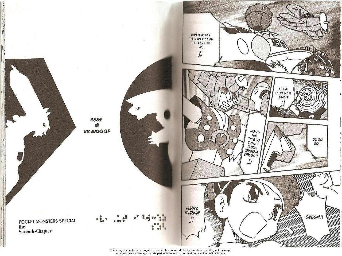 Pokemon Adventures 339 Page 2