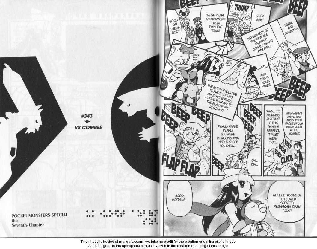 Pokemon Adventures 343 Page 1