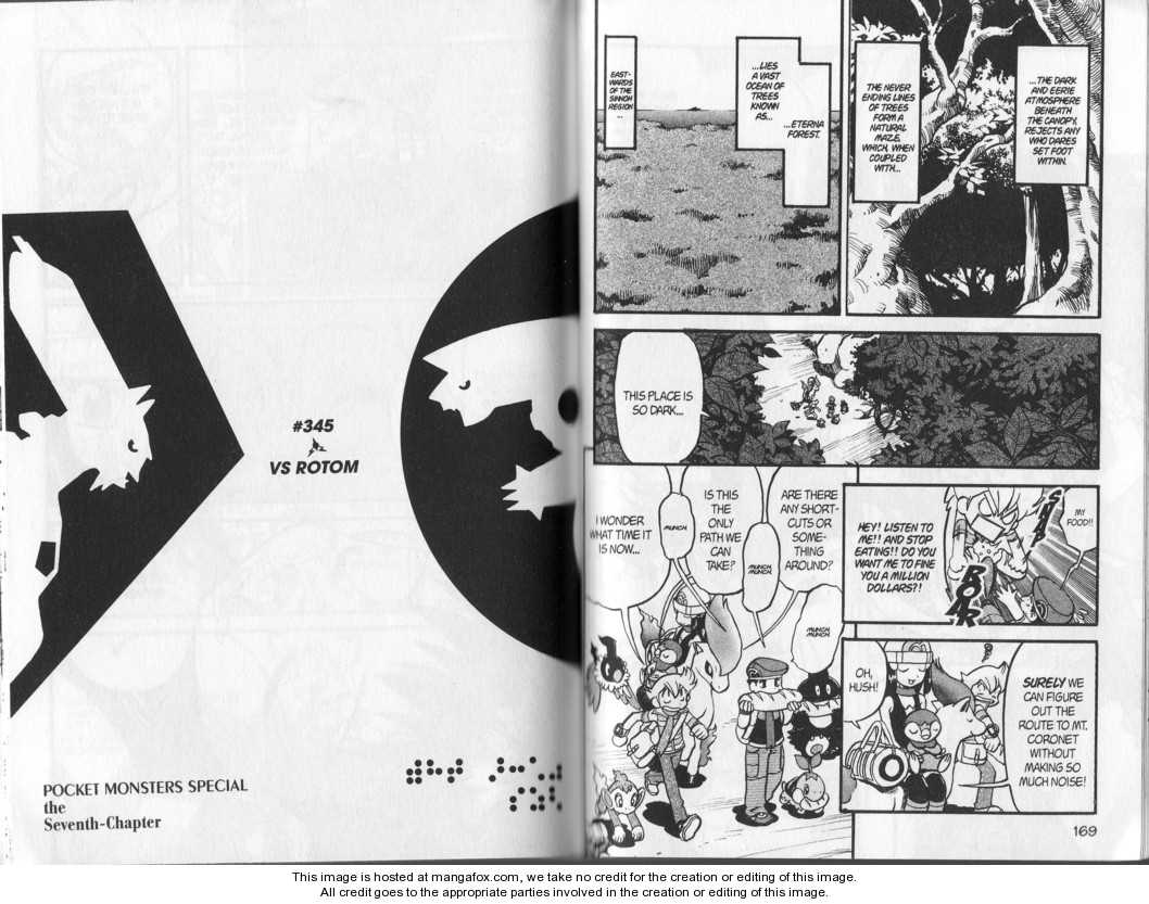 Pokemon Adventures 345 Page 1