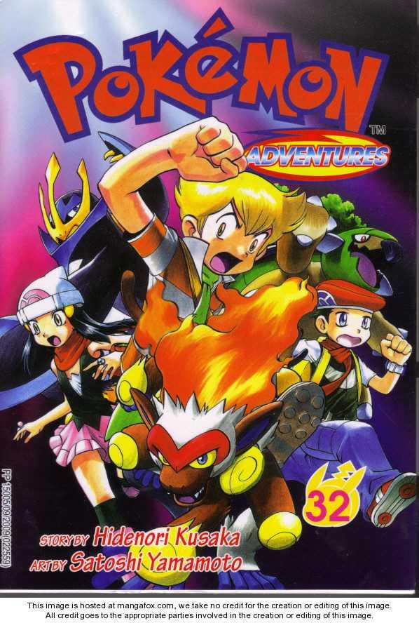 Pokemon Adventures 356 Page 1