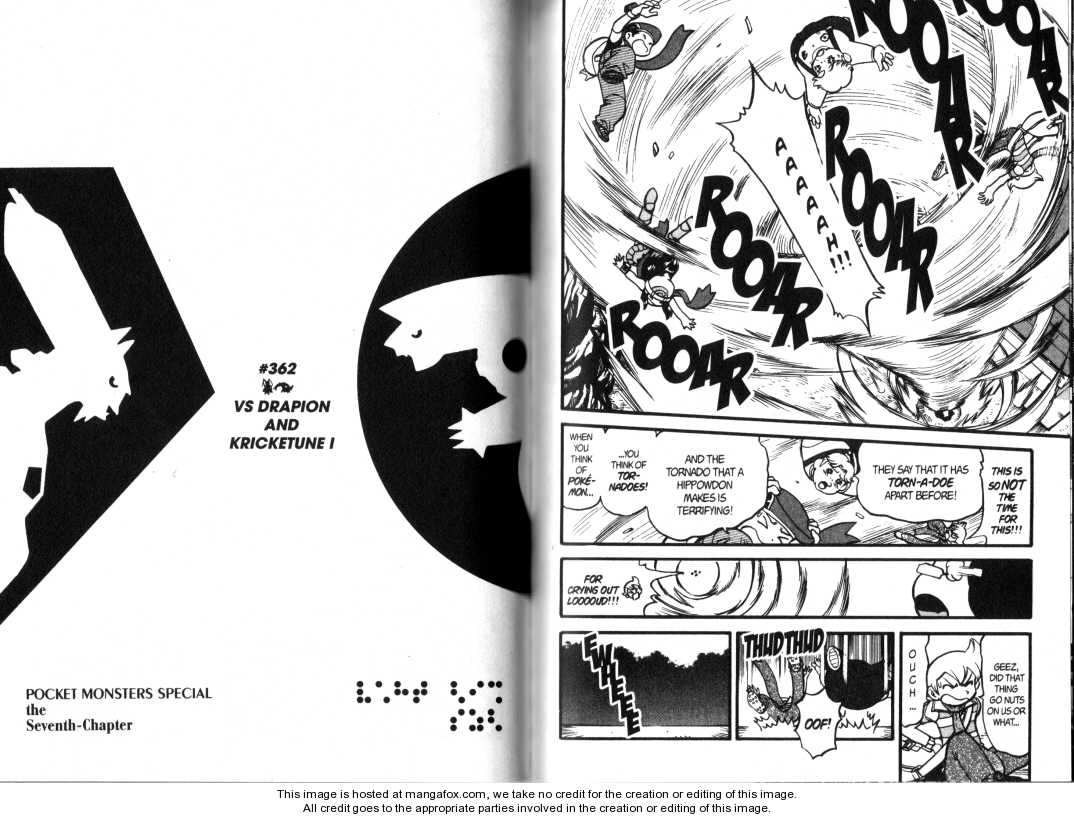 Pokemon Adventures 362 Page 1