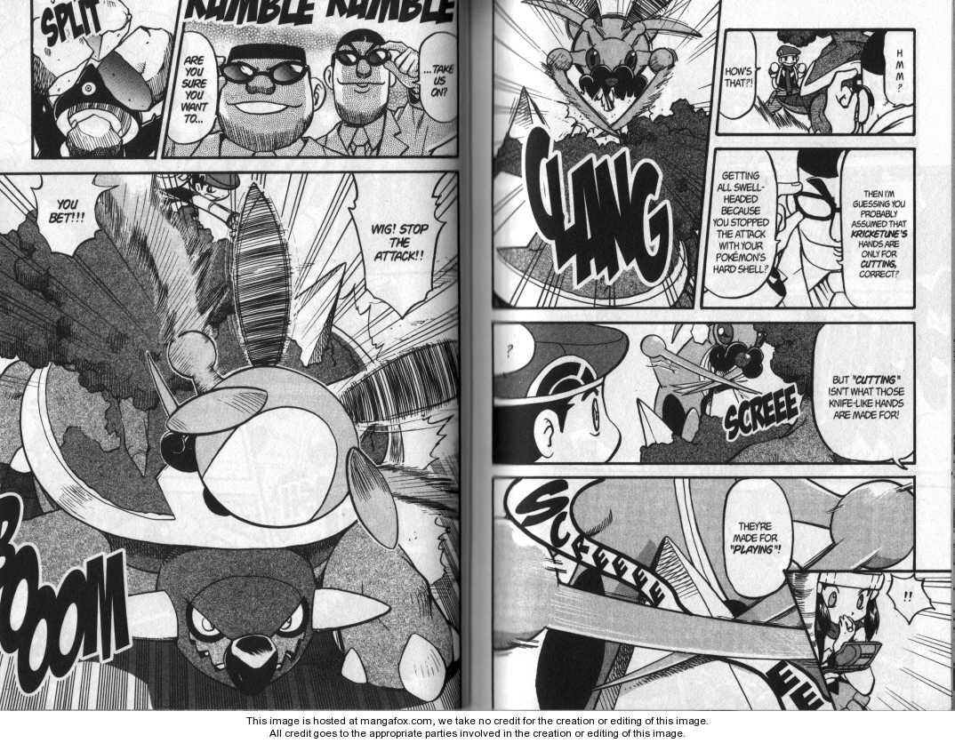 Pokemon Adventures 363 Page 2