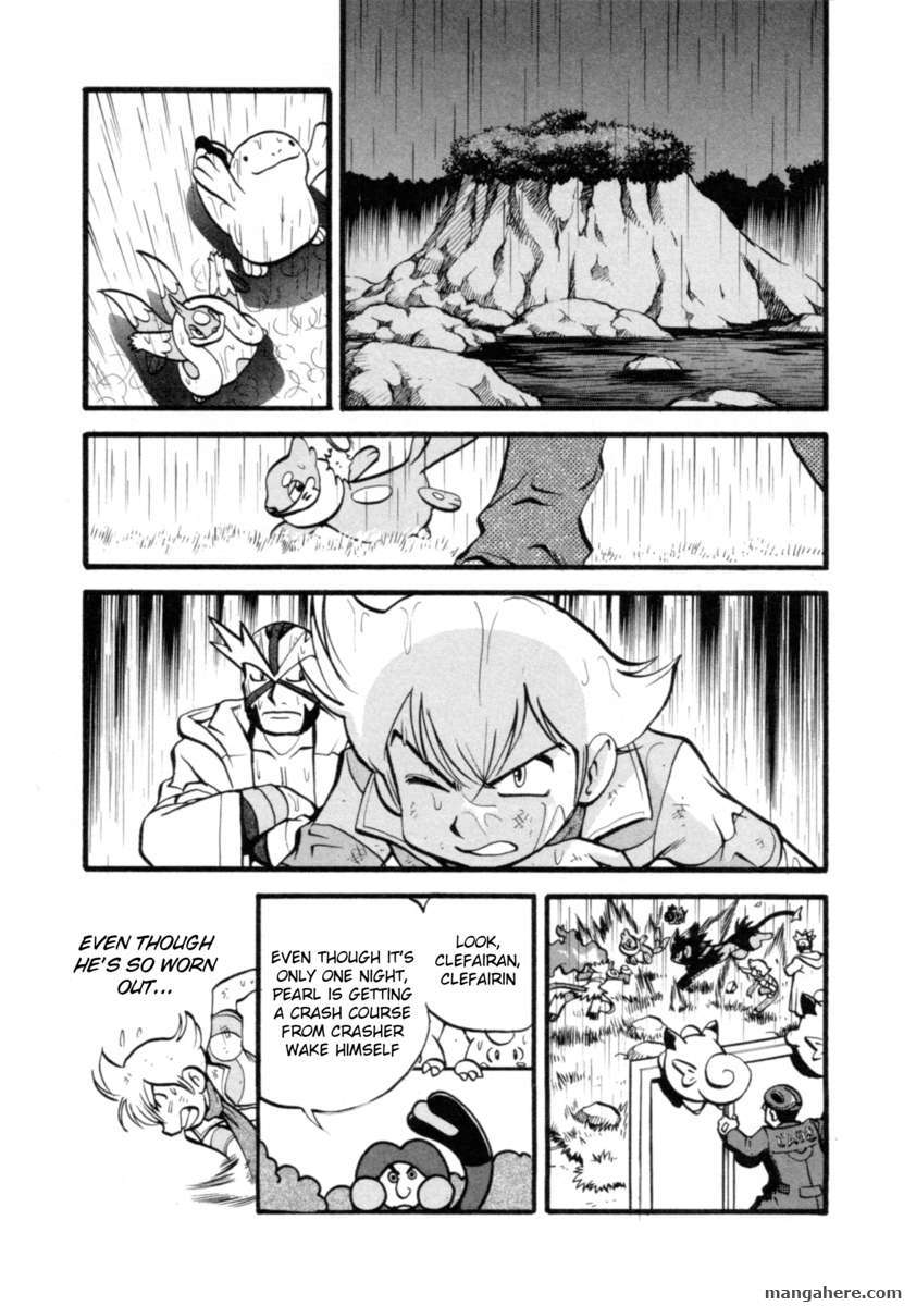 Pokemon Adventures 402 Page 2