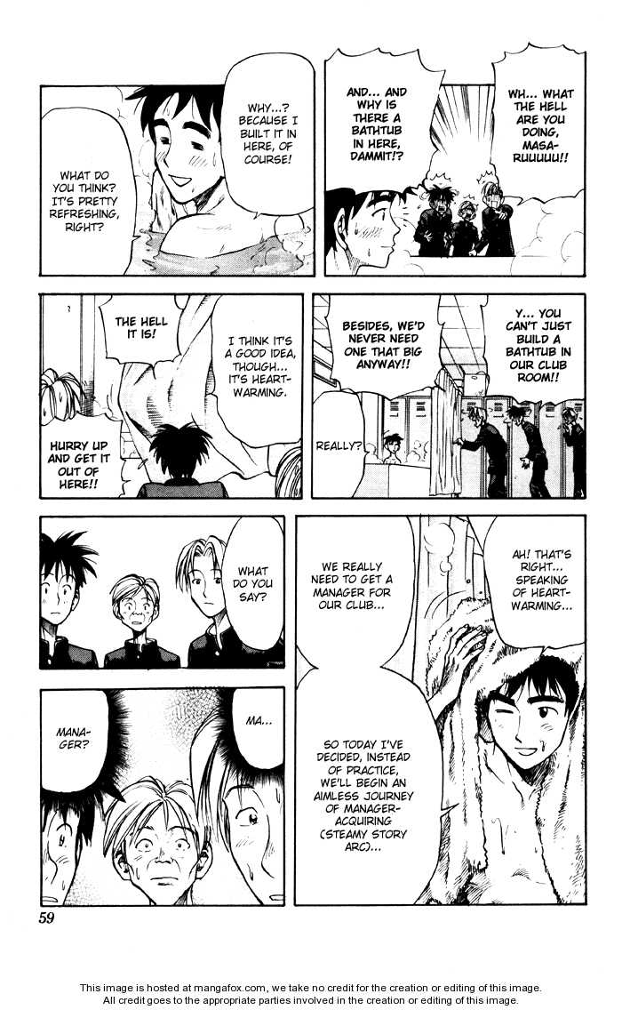Sexy Commando Gaiden: Sugoiyo! Masaru-san 14 Page 3