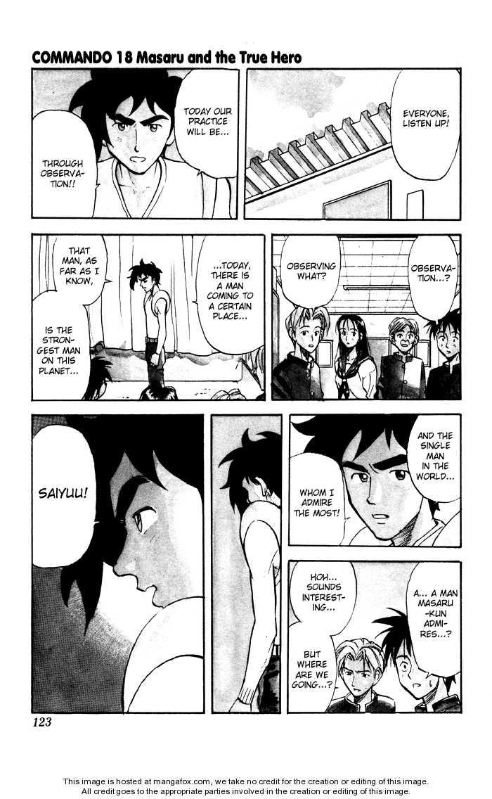 Sexy Commando Gaiden: Sugoiyo! Masaru-san 18 Page 1