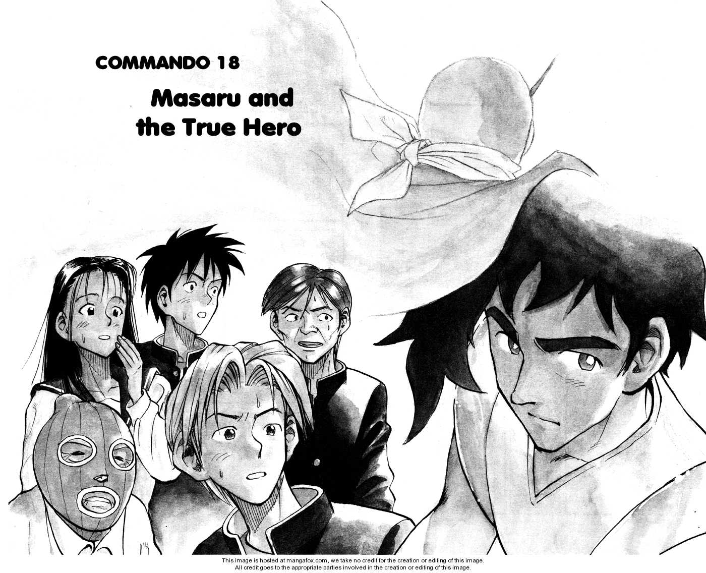 Sexy Commando Gaiden: Sugoiyo! Masaru-san 18 Page 2