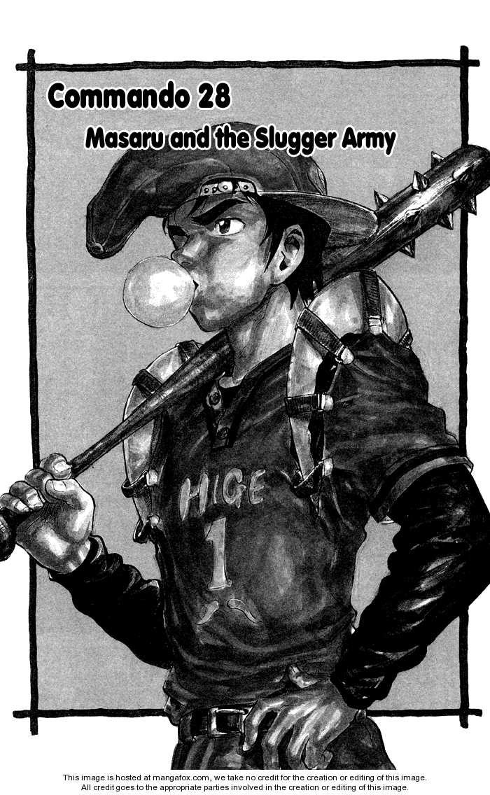 Sexy Commando Gaiden: Sugoiyo! Masaru-san 28 Page 1