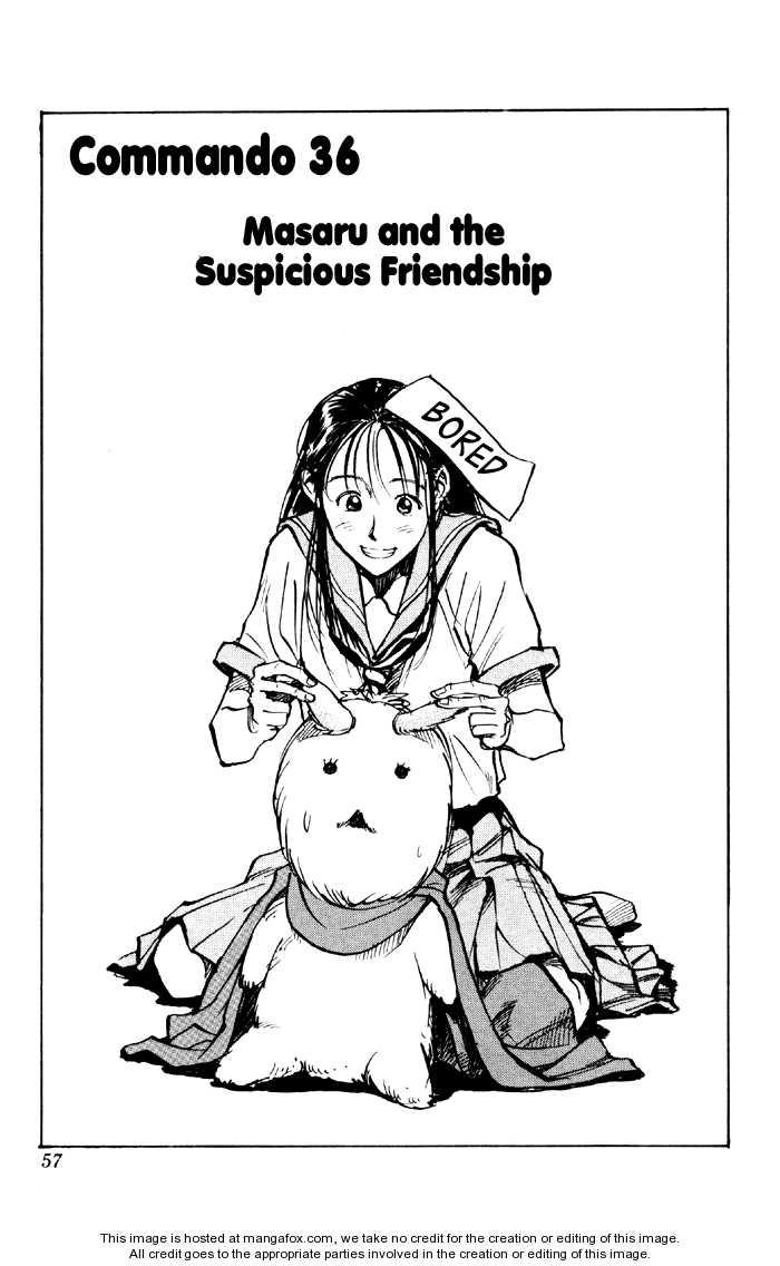 Sexy Commando Gaiden: Sugoiyo! Masaru-san 36 Page 2