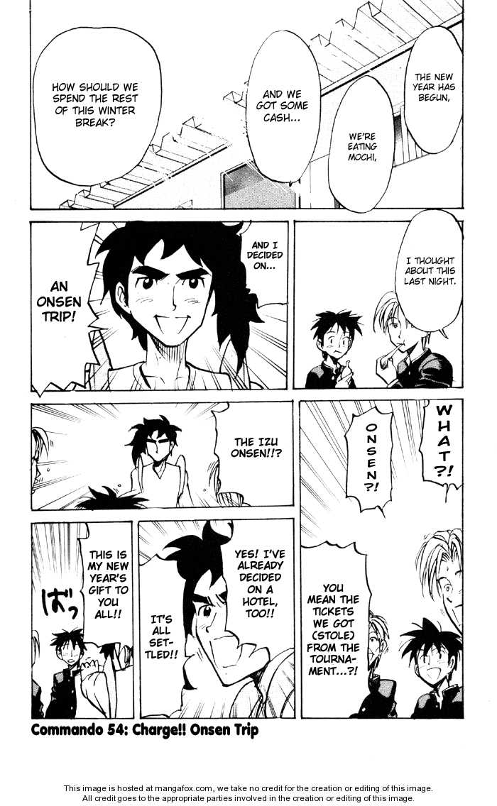 Sexy Commando Gaiden: Sugoiyo! Masaru-san 54 Page 2