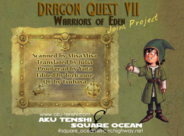 Dragon Quest VII - Warriors of Eden 5 Page 1