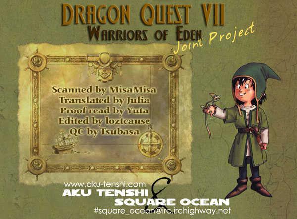 Dragon Quest VII - Warriors of Eden 6 Page 1