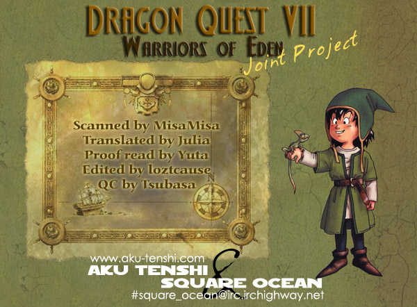Dragon Quest VII - Warriors of Eden 11 Page 1