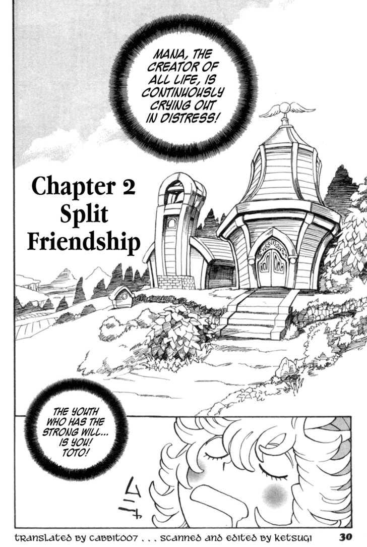 Seiken Densetsu: Legend of Mana 2 Page 2